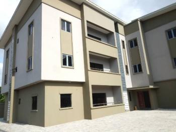 Brand New Executive and Spacious 3 Bedroom (upstairs/ Downstairs) Apartments with 4 Toilets, Thomas Estate, Ajah, Lagos, Flat for Rent