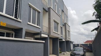 Brand New 3-bedroom Terrace House with 2-room Bq, Jakande First Gate, Jakande, Lekki, Lagos, Terraced Duplex for Rent