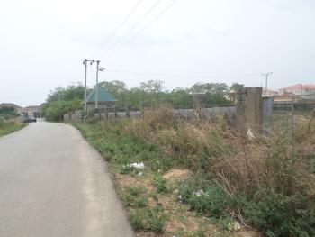 3000sqm Fenced Plot, Jahi, Abuja, Residential Land for Sale