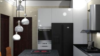 Luxury 5 Bedroom Dupex with Bq, Off Ogun Street, Osborne, Ikoyi, Lagos, Semi-detached Duplex for Sale