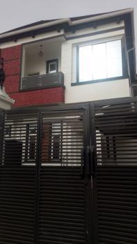 4 Bedroom Detached House with 1 Room Bq, Chevy View Estate, Lekki, Lagos, Semi-detached Duplex for Sale