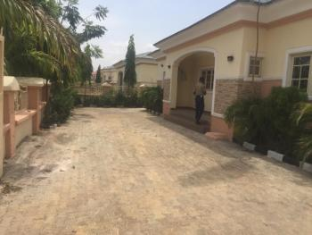 Luxurious Three Bedroom Bungalow, Along Voice of Nigeria, Airport Road, Lugbe District, Abuja, Detached Bungalow for Sale