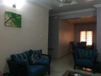 Luxurious Two Bedroom Apartment, Along Lento Aluminum, Life Camp, Abuja, Flat Short Let