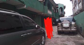 Spacious 3 Bedroom Flat, Iwaya, Yaba, Lagos, Flat for Rent