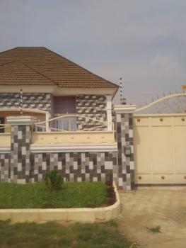 Comfortable Three Bedroom Bungalow, Efab, Queens Estates, Gwarinpa Estate, Gwarinpa, Abuja, Detached Bungalow for Sale