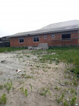3 Bedroom Bungalow Built on 2 Plots of Land Corner Piece, Elesekan, Bogije, Ibeju Lekki, Lagos, Detached Bungalow for Sale