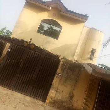 3 Bedroom Duplex with 2 Bedroom & Self Contained, Ait, Alagbado, Ota Boundary, Oshodi, Lagos, Detached Duplex for Sale