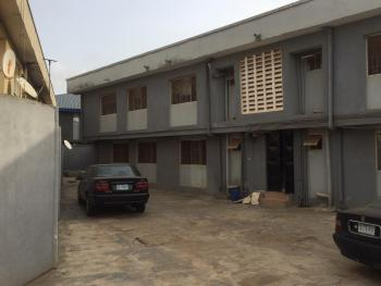 Block of 4 Flats & 2 Rooms Bq, Iju Ishaga, By White House Bus Stop, Ifako-ijaiye, Lagos, Block of Flats for Sale