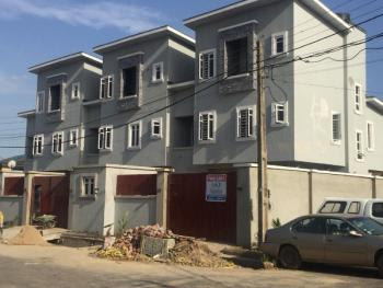 4 Bedroom Semi-detached Duplex with B/q, Opebi, Ikeja, Lagos, Semi-detached Duplex for Sale
