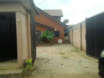 4 Bedroom Detached Duplex Plus Mini Bq with Interlocked Compound, Meiran, Ijaiye, Lagos, Detached Duplex for Sale
