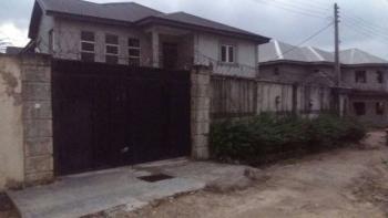 Spacious 4 Bedroom Duplex with 3 Bedroom Duplex @ Off Oluwakemi St  Ojodu Berger for 45m   Neg Cofo, Ojodu, Lagos, Detached Duplex for Sale