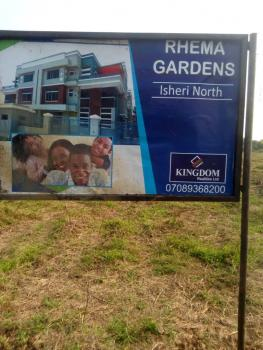 Serviced Residential Plots, Channels Tv Avenue, Isheri Community Estate, Gra, Isheri North, Lagos, Residential Land for Sale