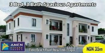 Luxurious  Bedroom Flat @ Amen Estate , Ibeju Lekki, Lagos State Nigeria, Eleko Beach Road Ibeju Lekki, Lagos State Nogeria, Eleko, Ibeju Lekki, Lagos, Block of Flats for Sale