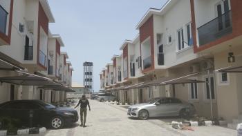 Brand-new 4 Bedroom Terrace Duplex, Lekki Expressway, Lekki, Lagos, Terraced Duplex for Rent