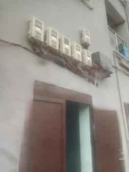 Well Maintained Room Self with Wardrobe, Off Okeona Street, Kilo, Surulere, Lagos, Self Contained (single Rooms) for Rent