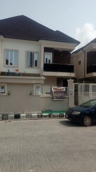 Fairly New 4 Bedroom Semi-detached House with a Room Boys Quarters, Gerald Street, Off Orchid Road, Ikota Villa Estate, Lekki, Lagos, Semi-detached Duplex for Rent