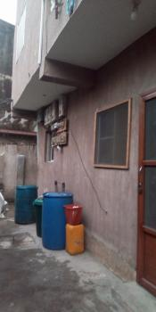Compact 2 Bedroom, Akinwunmi Street, Alagomeji, Yaba, Lagos, Flat for Rent