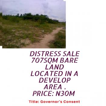 Distress Land, Off Domino Pizza, Ologolo, Lekki, Lagos, Mixed-use Land for Sale