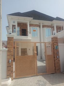 Beautiful 4 Bedroom Semi Detached Duplex with Bq, Lafiaji, Lekki, Lagos, Semi-detached Duplex for Rent
