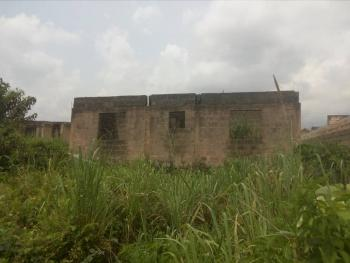 Uncompleted 4bedroom House for Sale at Alagbado.., Sango Ota, Ogun, Flat for Sale