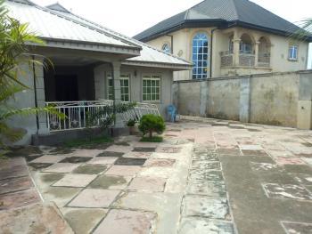 Well Finish 4 Bedrooms Bungalow, Close to Ize-iyamu Farm, Amagba, Benin, Oredo, Edo, Detached Bungalow for Sale