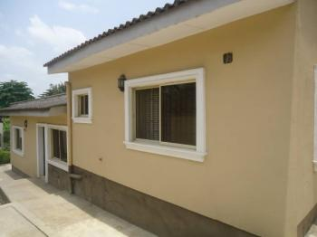 Decent 3 Bedrooms Bungalow with 2 Rooms Bq + a Room Self Contain on 1000sqm, Iyaganku, Ibadan, Oyo, Detached Bungalow for Sale