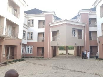 Neatly Tastefully Perfect Finishing of a 4 Bedroom 4 Units Semi Terrace Duplex, Wuse 2, Abuja, Terraced Duplex for Sale