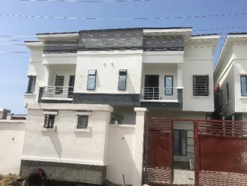 Newly Built and Well Finished 4 Bedroom Duplex with a Room Bq, Orchid Road, Eleganza, Lekki Expressway, Lekki, Lagos, Semi-detached Duplex for Sale