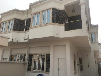 Newly Built and Well Finished 4 Bedroom Semidetached Duplex with a Room Bq, Orchid Road Eleganza, Lekki Expressway, Lekki, Lagos, Semi-detached Duplex for Sale