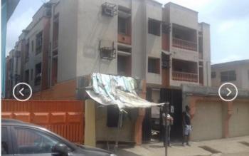 Block of 9 Units of 3 Bedroom Plus 1 Unit of 4 Bedroom Penthouse, Off Sanya Bus Stop, Ijesha, Surulere, Lagos, Block of Flats for Sale