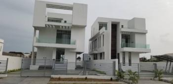 Brand New 5 Bedrooms Detached Duplex with Rooms Staff Quarters and Swimming Pool, Pinnock Beach, Osapa, Lekki, Lagos, Detached Duplex for Sale
