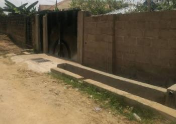 3 Bedroom Bungalow Fully Furnished with Land Space at The Back, Oremeji Road Safety Estate, Kara, Ibafo, Ogun, Detached Bungalow for Sale