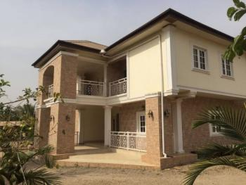 a Partially Furnished 8 Bedroom Duplex with Bq and a Guesthouse Sitting on 2,100sqm Land, Katampe, Abuja, Detached Duplex for Sale