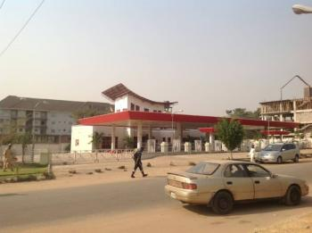a New Filling Station with Dpr Permit Sitting on 2,100sqm Land, Katampe, Abuja, Filling Station for Sale