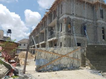 an Off Plan 4 Bedroom Terrace Duplex with a Room Bq, Oniru, Victoria Island (vi), Lagos, Terraced Duplex for Sale