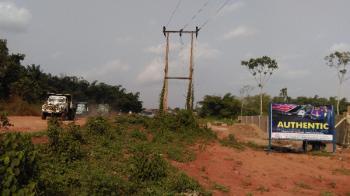 Land, Coker-ibagun Road, Coker Junction, Ifo, Ogun, Mixed-use Land for Sale