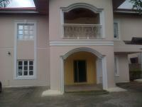 5 Bedroom Duplex with a Study Room and 2 Rooms Boys Quarters, Off Aminu Kano Crescent, Wuse 2, Abuja, Detached Duplex for Rent
