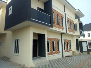 3 Bedroom Semi Detached Duplex for Sale on Orchid Hotel Road, Chevron Area of Lekki, Lafiaji, Lekki, Lagos, Semi-detached Duplex for Sale