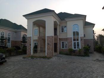 Six Bedrooms Fully Detached Duplex with Two Sittings, Ante Room with Visitors Convenience + 2 Rooms Servants Quarters, Festrut Estate, Katampe (main), Katampe, Abuja, Detached Duplex for Sale