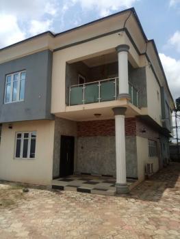 Executive 4 Bedroom Fully Detached Duplex on Full Plot of Land, Baruwa, Ipaja, Lagos, Detached Duplex for Sale