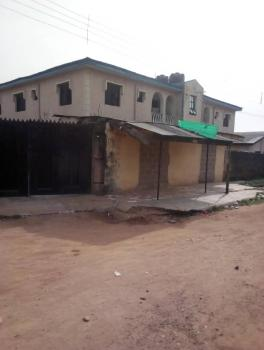Well Maintained 4 Flats of 3 Bedroom with 2 Flats of 2 Bedroom Bq, Igando New Town, Isheri, Lagos, Block of Flats for Sale