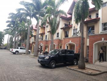 Privately Built 3 Bedrooms Terrace Duplex with Servant Quarters, Off Aminu Kano Crescent, Wuse 2, Abuja, Terraced Duplex for Sale