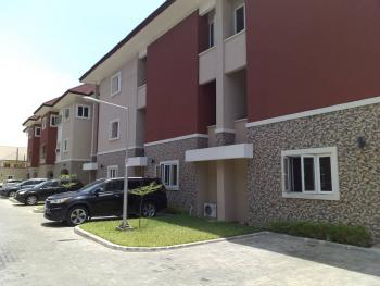 Serviced Well Maintained 3 Bedroom Terrace Apartment with a Room Bq, Osapa, Lekki, Lagos, Terraced Duplex for Rent