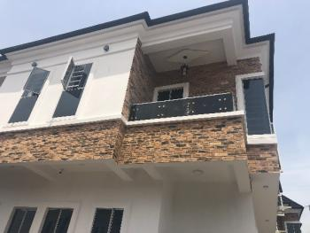 Tastefully Finished 4 Bedroom Semi Detcahed Duplex with 24 Hours Power , Swimming Pool and Gym in a Gated Estate, Chevron, Lekki Expressway, Lekki, Lagos, Semi-detached Duplex for Sale