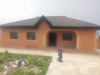 3 Bedroom Flat Tastefully Finished, Lewusu Bus Stop, Off Ofin Road, Igbogbo, Ikorodu, Lagos, Detached Bungalow for Sale