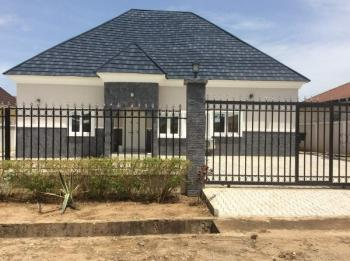 Luxury 3 Bedroom Fully Detached Bungalow, Navy Estate Karshi, Karshi, Abuja, Detached Bungalow for Sale