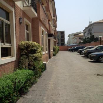 a Unit of Serviced 3 Bedroom Flat with a Room Bq, Odudu-eleyiwo Road, Off Palace Road, Oniru, Victoria Island (vi), Lagos, Flat for Sale