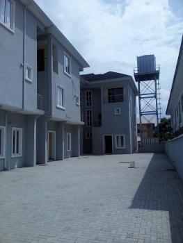 4 Units of Tastefully Finshed 5 Bedroom Duplex, Off Fola Osibo, Lekki Phase 1, Lekki, Lagos, Terraced Duplex for Rent