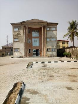 a Two Storey Building on Almost Four Plots of Land, Fagba, Agege, Lagos, Commercial Property for Sale