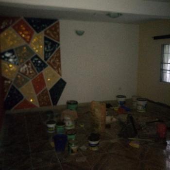 a Fairly Used and Renovated 3 Bedroom Flat, Akoka, Yaba, Lagos, Flat for Rent